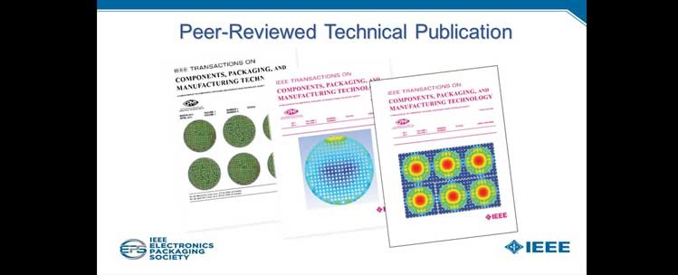 IEEE CPMT - Peer-Reviewed Technical Publications